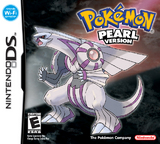 Pokemon Pearl Version (Nintendo DS)